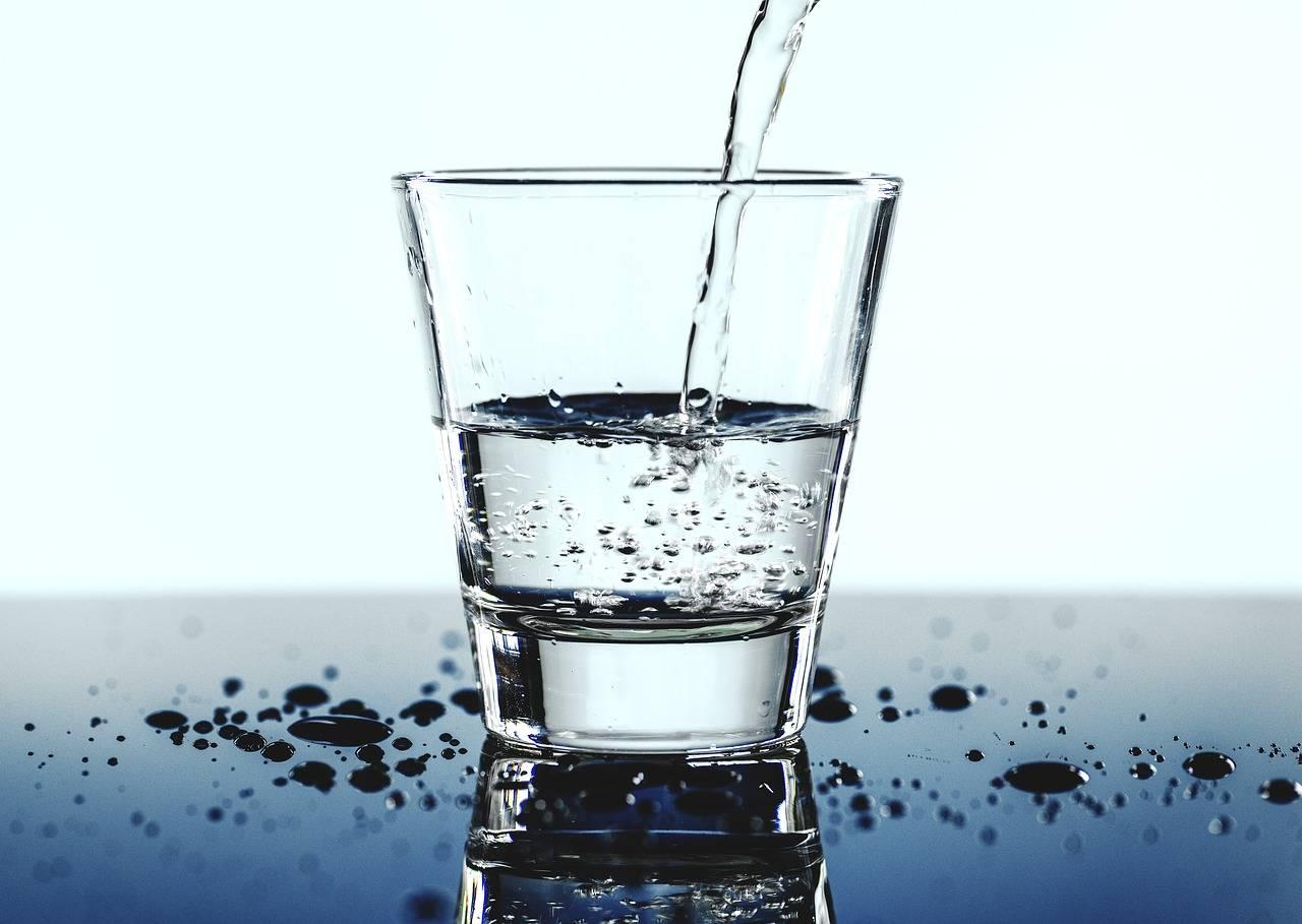 woda dla pracowników
